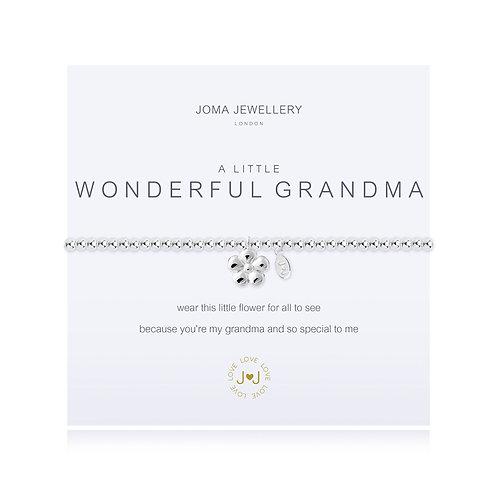special bracelet for grandma gifting