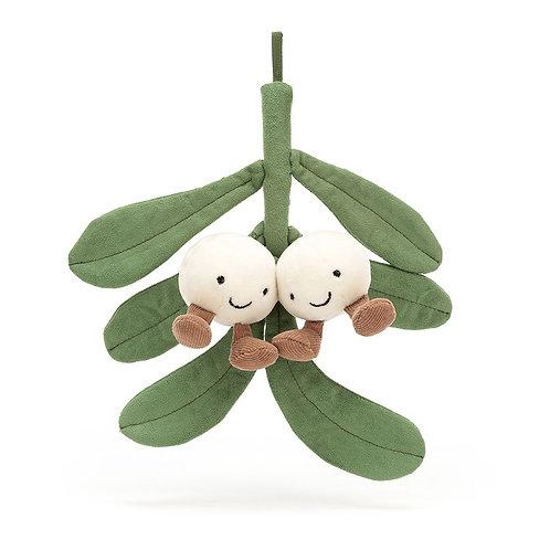 Lovely Mistletoe cuddly toy