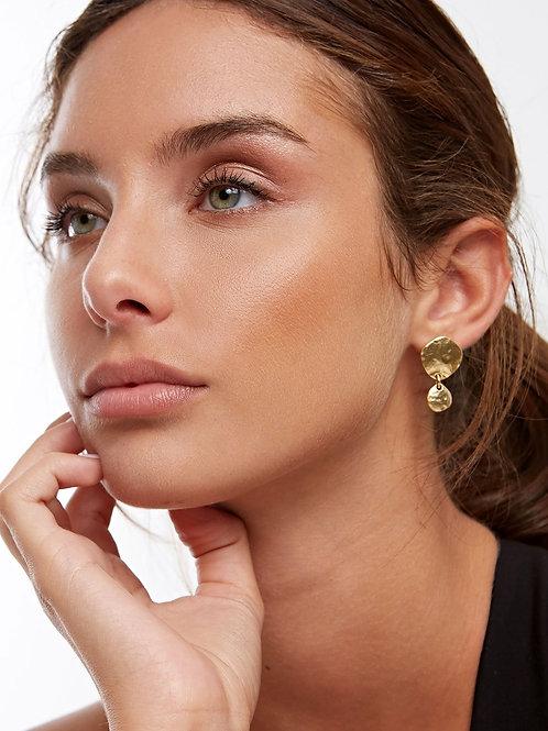 Danone Quartz Earrings