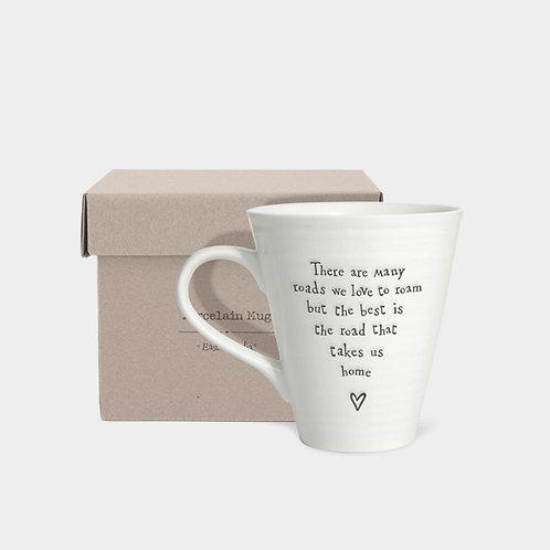 East of India mug