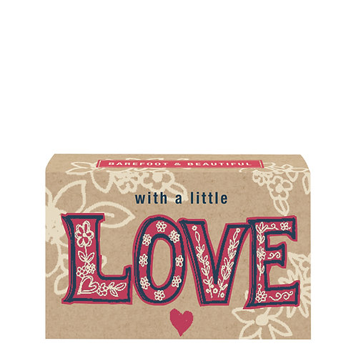 With a Little Love Soap