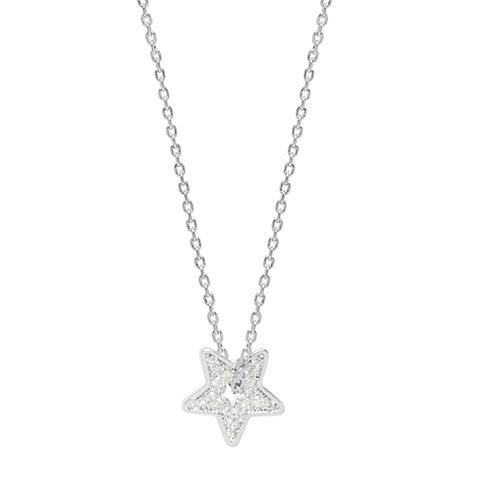 Estella Bartlett Starry Eyed Girl Necklace