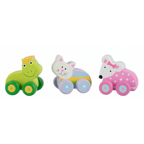 my first animals wooden toys by orange tree