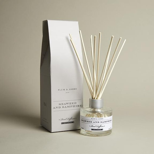 amazing seaweed and samphire scented candle