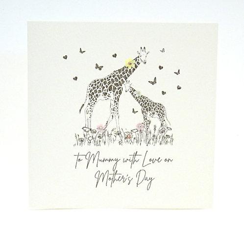 five dollar shake mothers day card