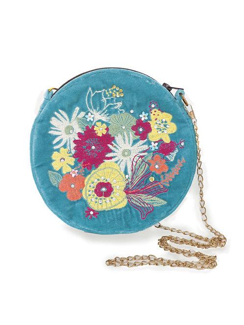 Powder design handbag