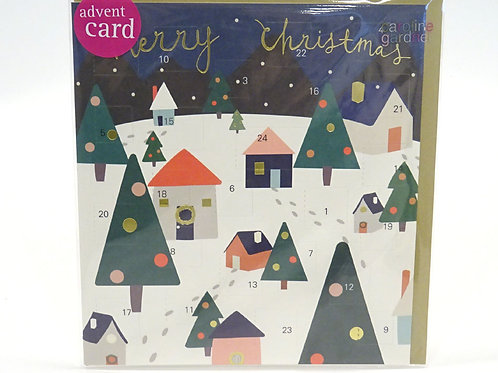 caroline gardner advent card