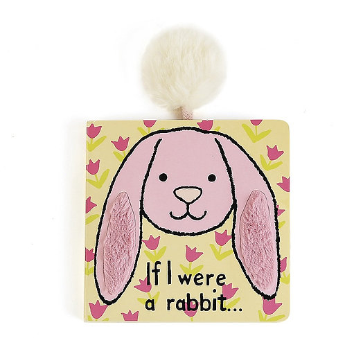 if i were a rabbit tactile book for children
