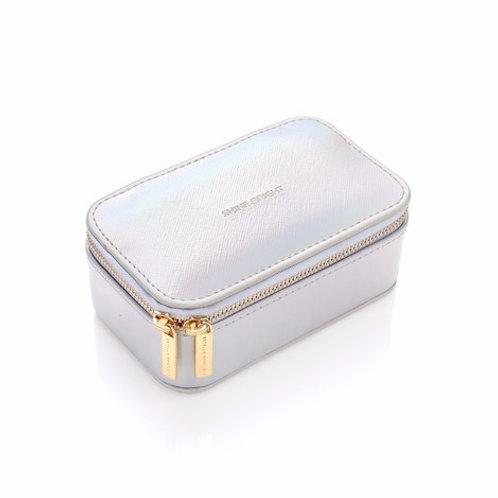 Estella Bartlett 'Shine Bright' Silver Mini Jewellery Box