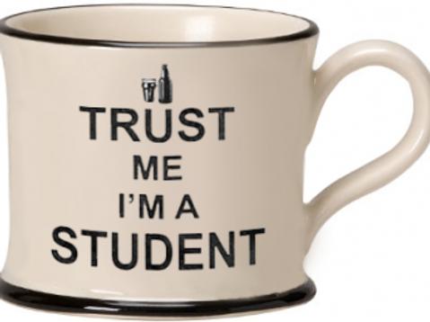 Trust Me I'm A Student Mug