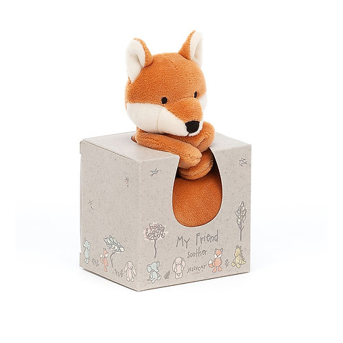 Jellycat Fox Soother