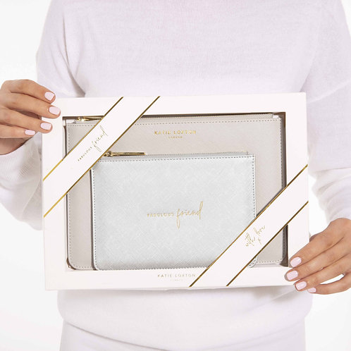 fabulous freind pouch gift set from katie loxton