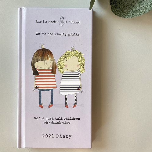 rosie made a thing diary