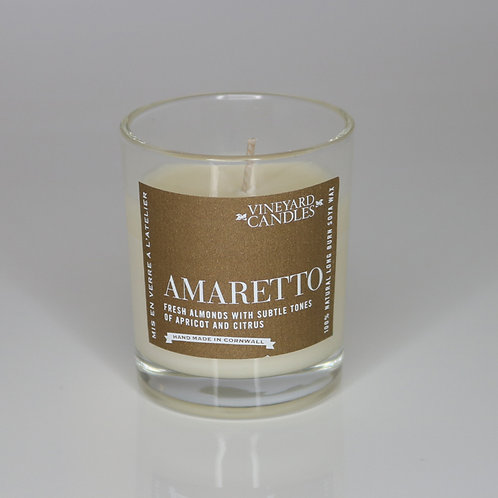 Vineyard Candles Amaretto Candle