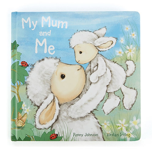 my mum and me story book