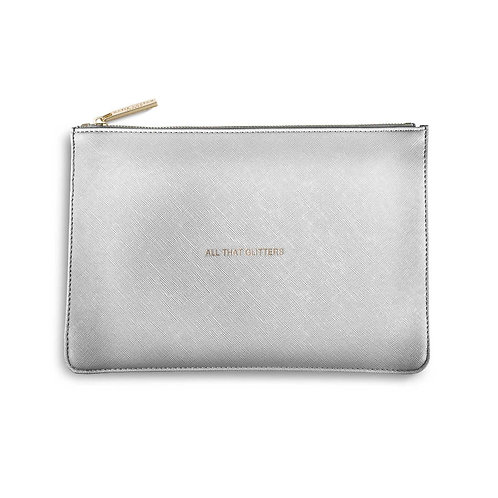 stylish Katie loxton all that glitters pouch
