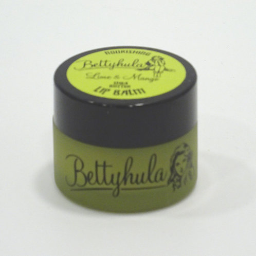 bettyhula lip balm in lime and mango flavour