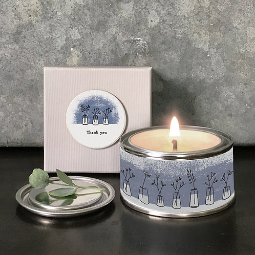 East of India Thank You candle