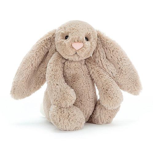 Beige Jellycat bunny
