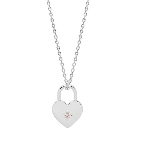 all you need is love pendant necklace from Estella Bartlett
