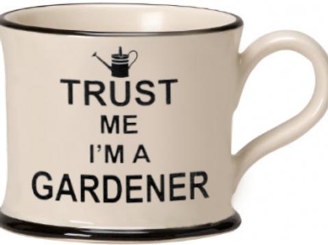 Trust Me I'm A Gardener Mug