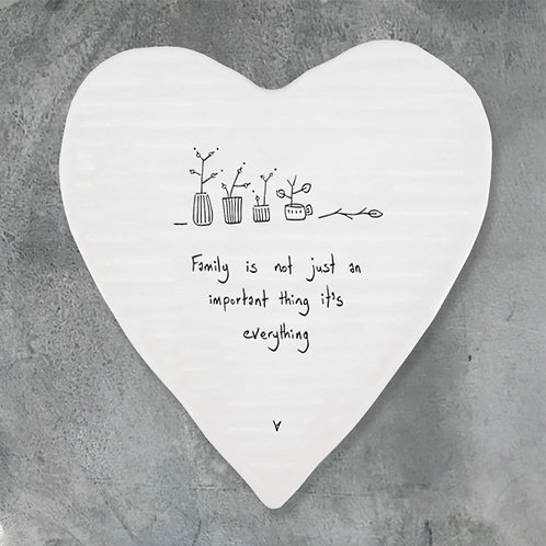 family is everything coaster by east of india