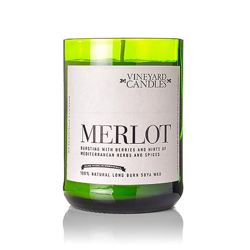 Vineyard Candles Merlot Candle