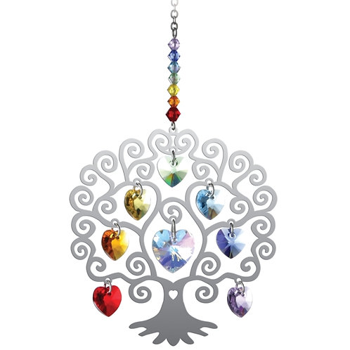 beautiful hanging tree of life by wild things