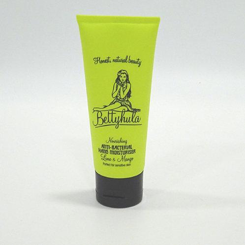 lime and mango hand moisturiser