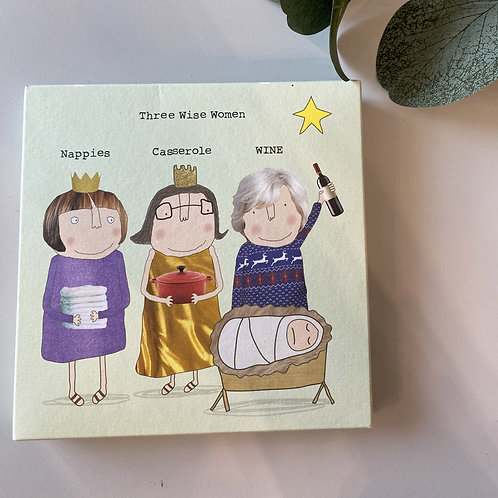 Rosie card set Three Wise women