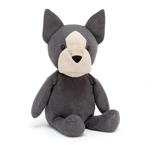 French Bulldog toy by Jellycat