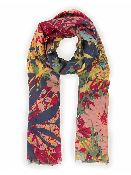 Powder scarf