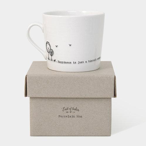 Biscuit mug