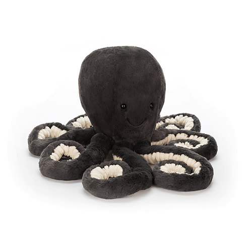 Jellycat cuddle Inky Octopus toy