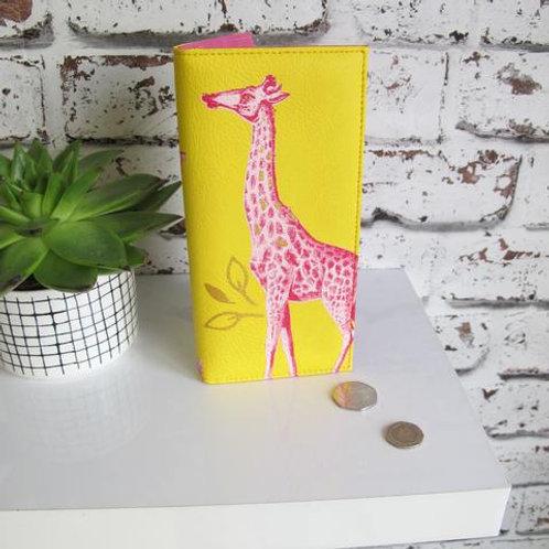 Giraff design wallet