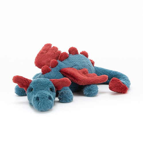jellycat dexter dragon super soft toy