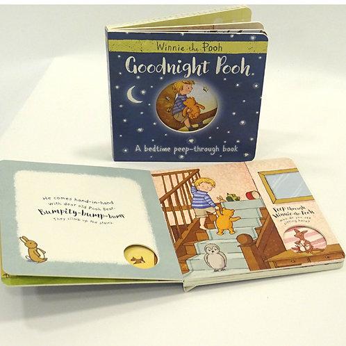 Goodnight Pooh childrens book