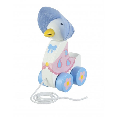 Jemima Puddle-Duck Pull-Along