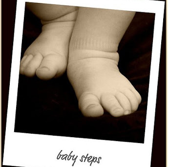 Baby Steps: Beginning Again