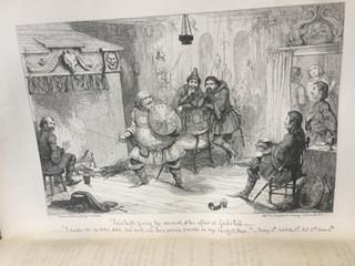 Sir John Falstaff by Brough