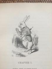 Alice's Adventures in Wonderland by Lewis Carroll by Lewis Carroll