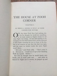 The House at Pooh Corner by A.A. Milne (1st Edition)