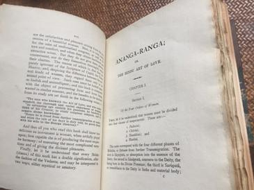 Ananga Ranga or The Hindu Art Of Love