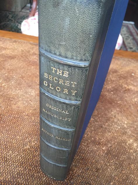 The Secret Glory by Arthur Machen