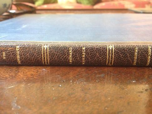Leonard Merrick manuscript