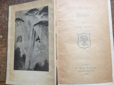 House Of Souls by Arthur Machen 1906