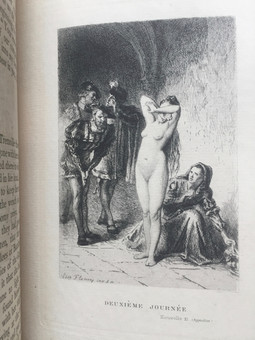 Heptameron by Arthur Machen 1886