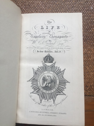 The Life of Napoleon by Ireland