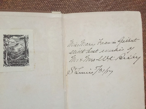 "Charles Dickens and Maria Beadnell (""Dora"") Private Correspondence, Limited Ed."