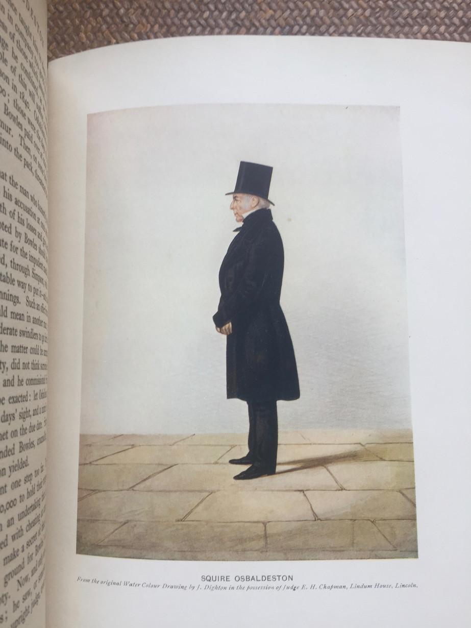 Squire Osbaldeston - His Autobiography